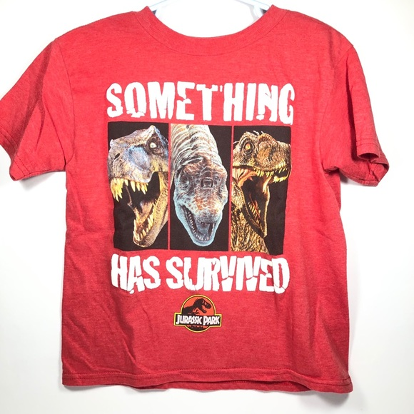 c1a7db19 Jurassic World Shirts & Tops | Boys Tee Shirt Trex Size Xs | Poshmark